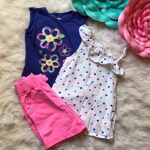 Outfit sets!  Size 6 - girls